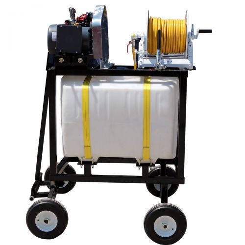 Greenhouse Hydraulic Sprayer 100 US Gallon Portable Unit