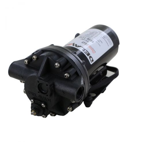 Delavan PowerFlo 12V Bypass Diaphragm Pump 5936-111E