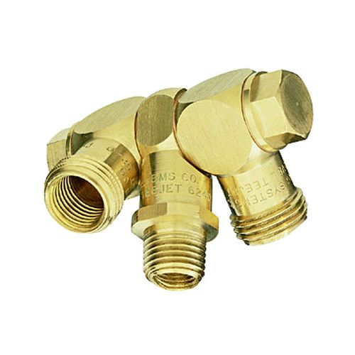 6240-1/4TT Double Swivel Nozzle Holder