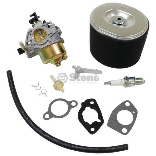 Stens 785-673 Carburetor Service Kit works on most Honda GX390 engines.