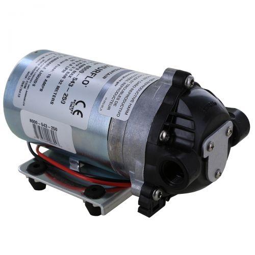 Shurflo Bypass Diaphragm Pump 8000-543-250.