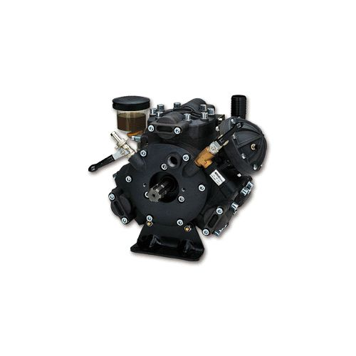 Comet APS101 Three-Diaphragm Pump.