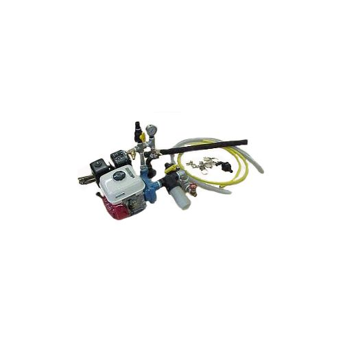 Low Pressure Lawn Spray Kit:  create your own lawn sprayer with this centrifugal pump kit.