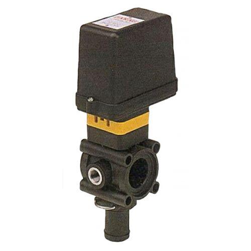 Arag flow-control motor valve.