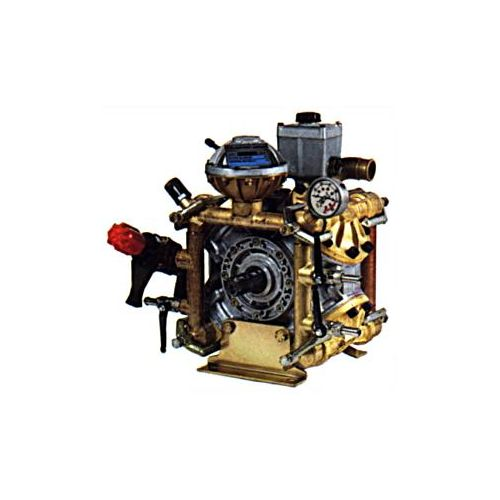IP 140 high pressure diaphragm pump.