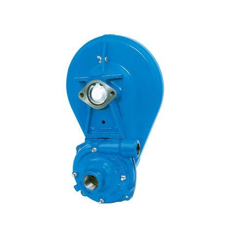 Hypro 9402C Belt-Driven Centrifugal Pump.