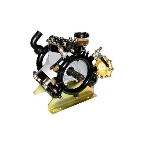 Udor Omega 140/CC Three-Diaphragm Pump.
