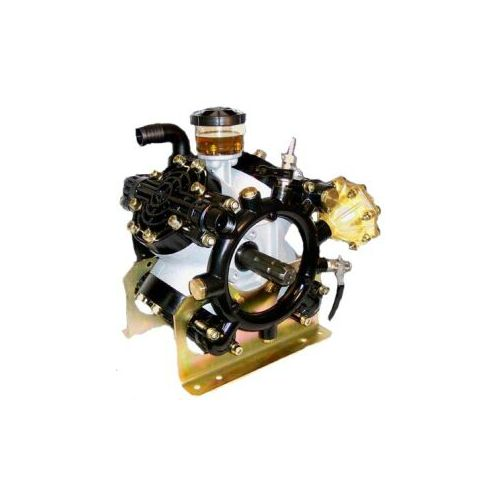 Udor Omega 170/CC Four-Diaphragm Pump.