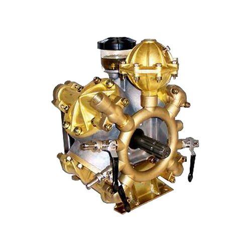 Udor Beta 150/CC Four-Diaphragm Pump.