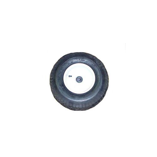 Tubeless, turf floatation tire.