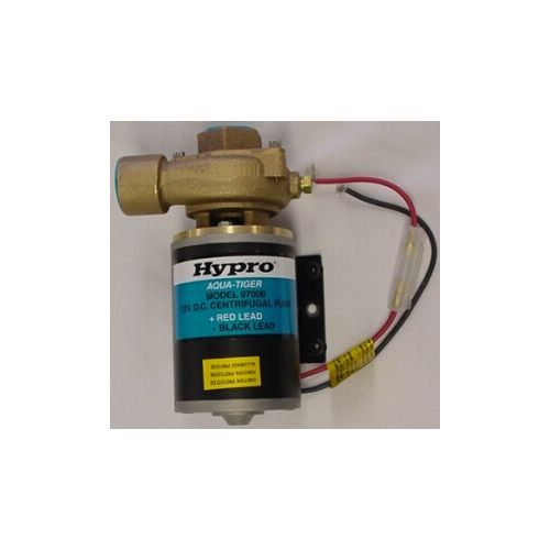 12 Volt Electric Transfer Pump, the 9700 B Aqua Tiger from Hypro.