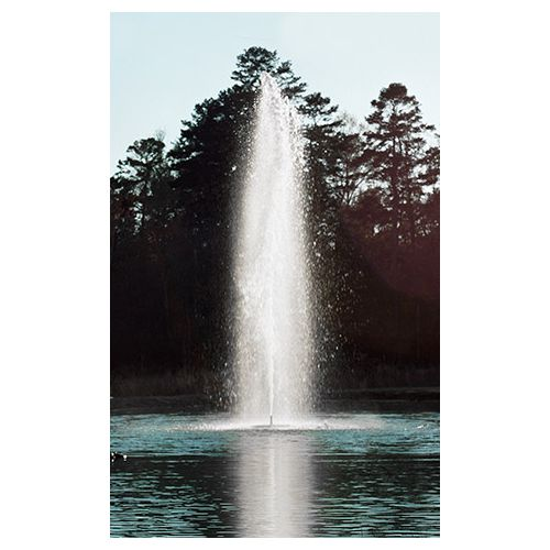 REDWOOD 24' Tall x 8' Wide Narrow Geyser.