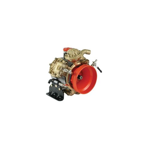 Pictured above is the Hypro DBS140 Brass Headed Diaphragm Pump.