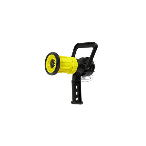 Foam Fog / Straight Stream Nozzle with D-Handle Shut-off.