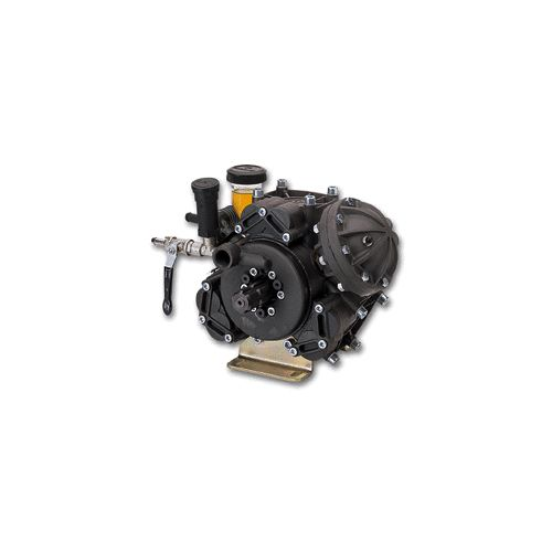 Comet APS71MF Three-Diaphragm High Pressure Pump.