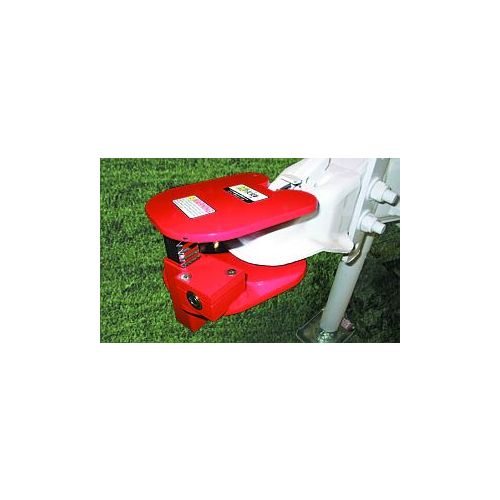 Locked hitch, protect all your trailers from theft. Can be used with either a ball or ring hitch.