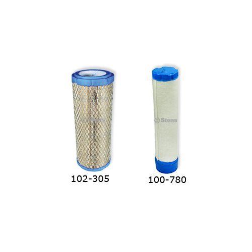 Air Filters for LH Series Kohler engines.