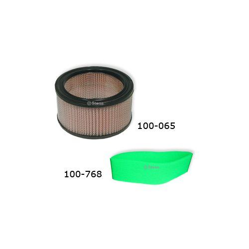 Air Filter and Pre Filter for Kohler MV16-MV20 Engines.