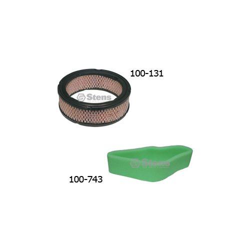 100-131 Air Filter-Pre-Filter Combo.