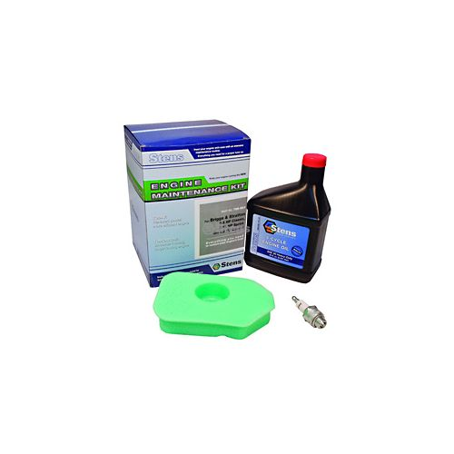 Engine Maintenance Kit for Briggs & Stratton engines.
