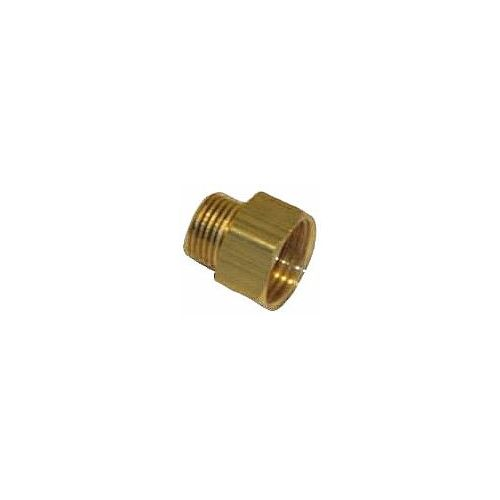 Solid Brass Reducing Adapter.