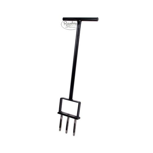 Hand Aerator:  This coring-type aerator features heavy duty construction for long lasting performance.