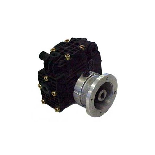 Kappa 18 pump by Udor, ready to couple to a 12 volt motor.