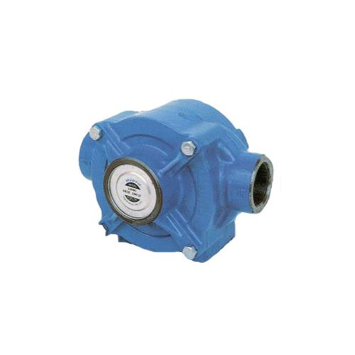 Hypro Model 1200C 4 Roller Pump. Maximum flow 74 gpm. Maximum pressure 150 psi.