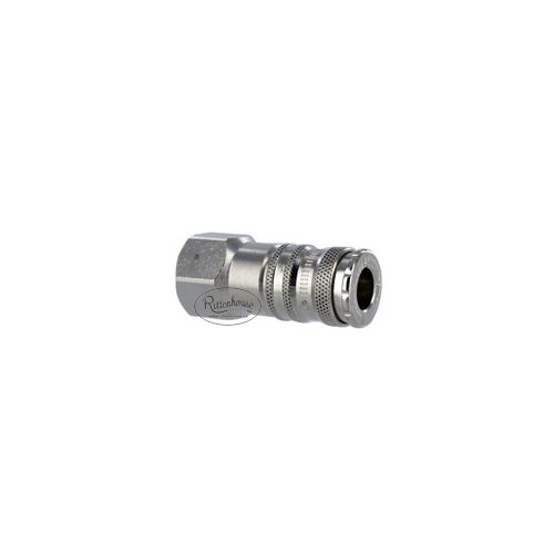 High Pressure Quick Coupler SOCKET / Quick Disconnect # 10-321-1415 for Spray Hoses pictured above. You will need at least 1 (ONE) socket and 1 (ONE) plug to complete the set.