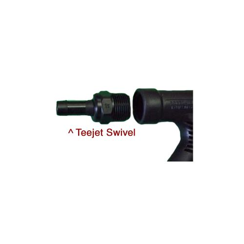 Accessory for Lesco or TeeJet Spray Guns.
