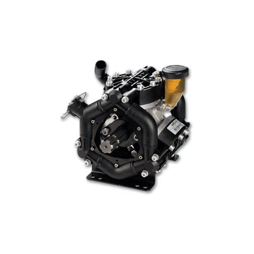 Low Pressure Comet BP75 Three-Diaphragm Pump.