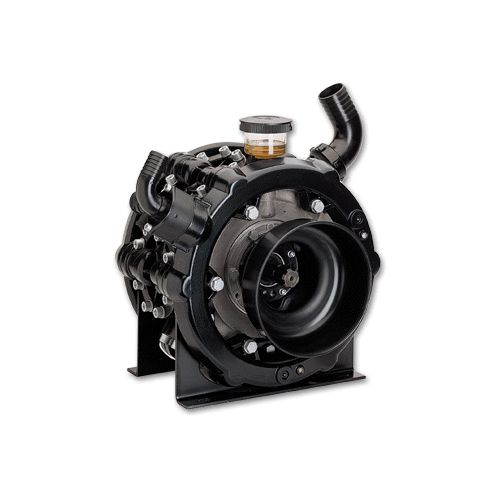 Low Pressure Comet BP305 Six-Diaphragm Pump for agricultural spraying applications.