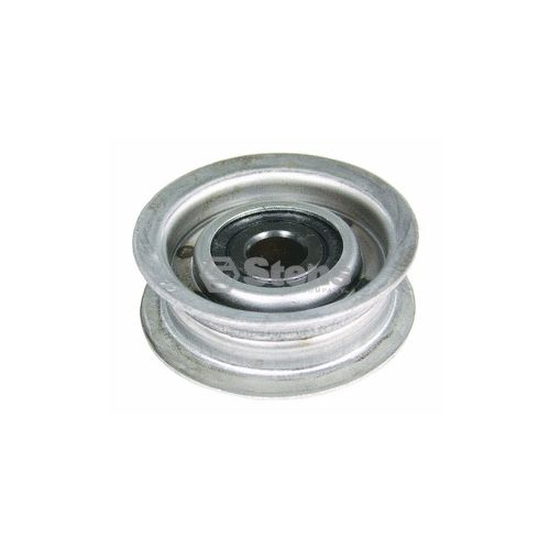We carry a variety heavy duty flat idlers for John Deere Mowers.