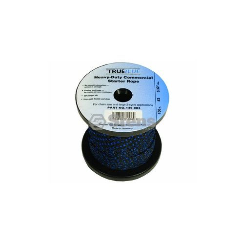 100' Spool of True Blue Starter Rope.