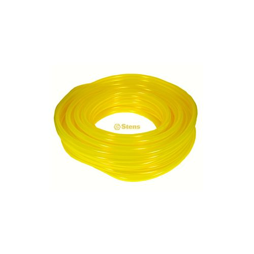 Tygon Clear Yellow Fuel Line comes in 50 ft.