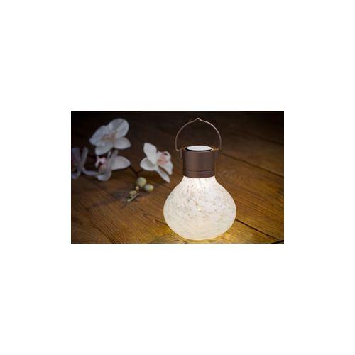 The Solar Tea Lantern.