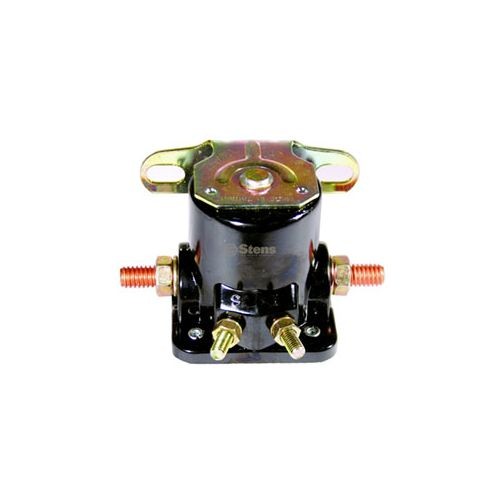 Starter Solenoid for Dixie Choppers.