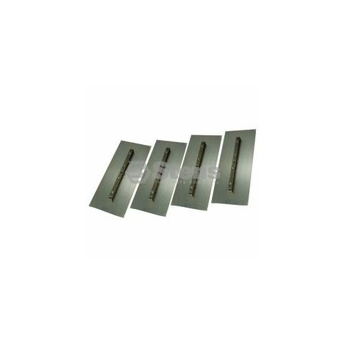 750-031 Trowel Finish Blades.