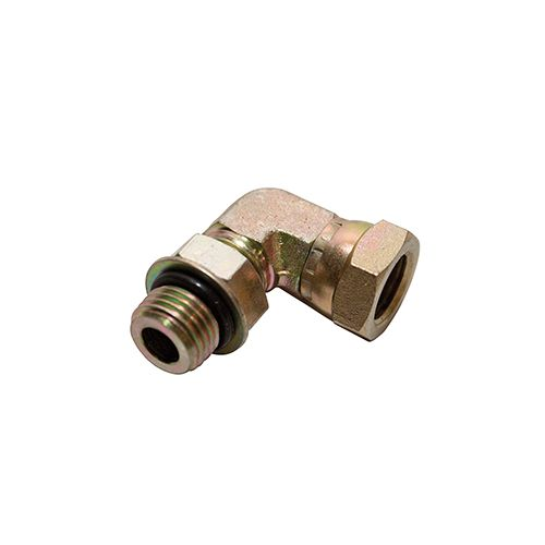 BOS-20 90 Degree Swivel Elbow replaces Boss HYD01620.