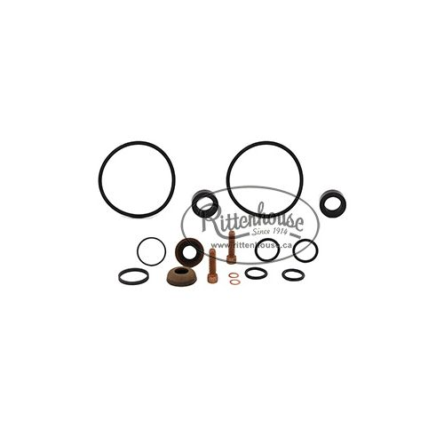 Hypro 3430-0008Plus Repair Kit. This kit has the leather cups, piston guides and head o-rings.