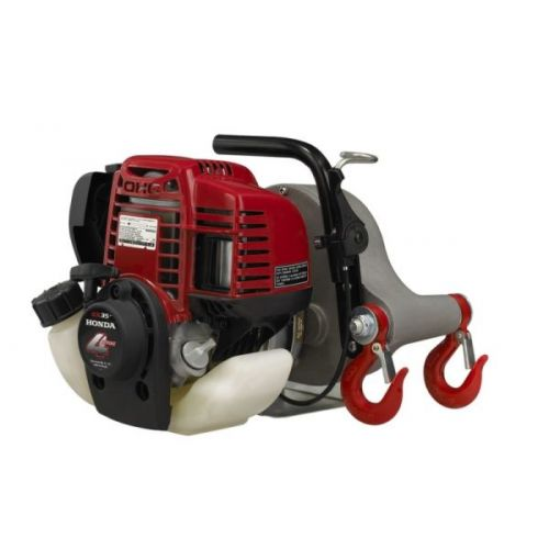 PCW3000 Portable Gas-Powered Capstan Winch.