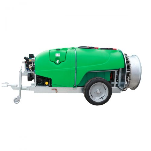 260 US Gallon Air Blast Sprayer.