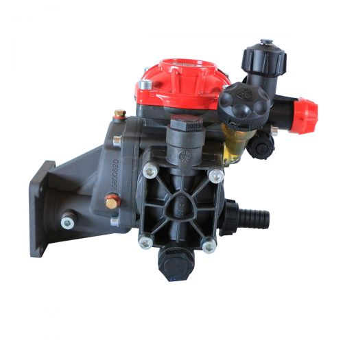 This version includes the regulator and gearbox for attachment to a 5.5 HP gas engine.