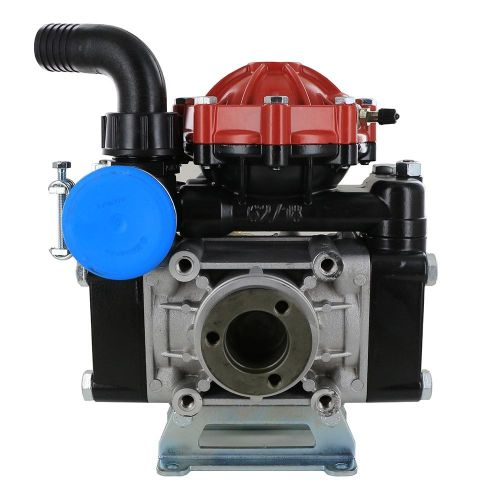 The AR40-SP Diaphragm Pump is a medium pressure pump equipped with BlueFlex diaphragms, which establish a new benchmark for diaphragm durability, even under the toughest operating conditions.