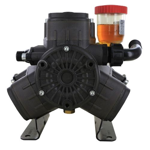 A reliable sprayer pump designed for medium pressure spraying applications.