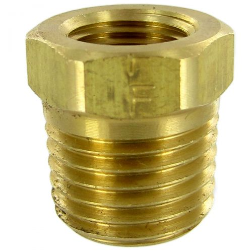 Solid Brass Bushing: Available in different sizes.