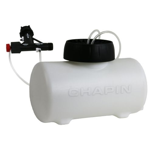 Chapin 4720 HydroFeed Fertilizer Injector with 2 US gallon tank capacity.