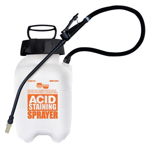 Chapin 22230XP Acid Staining Sprayer.