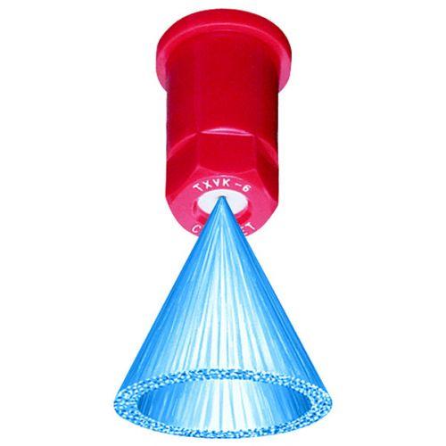 Teejet Hollow Cone Spray Pattern