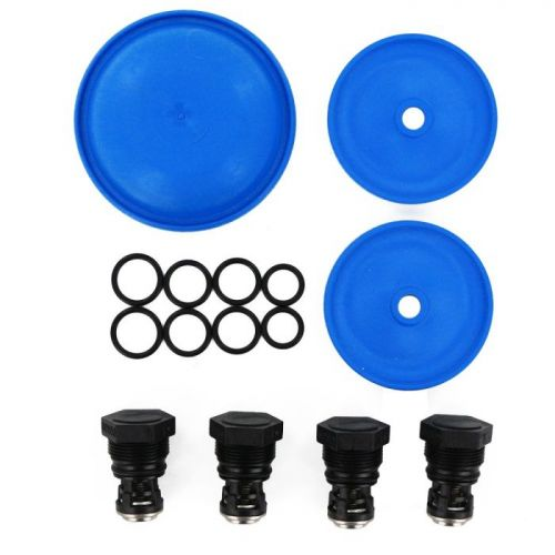 D252REPAIRBLUE complete repair kit for the Hypro D252 comes with the new BlueFlex diaphragms.
